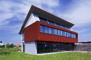 Solar-Luft-Wohnhaus