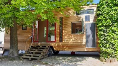 1907 Tiny House komplett